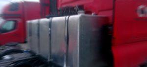 zbiornik ciężarówki